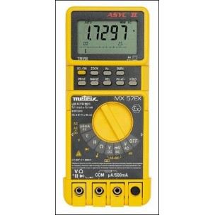 METRIX MX57Ex TRMS digital multimeter