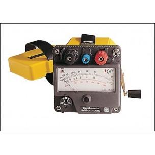 Chauvin Arnoux IMEG 500N, 1000N Измеритель изоляции до 1000В со встроенным генератором