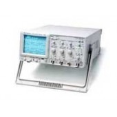 GOS-6200 Осциллограф 2-канальный 200 МГц