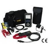 NEW C.A8230 w/ MR193 Single-Phase Power Quality Analyzer