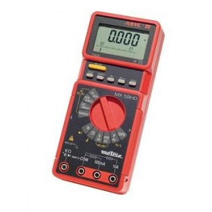 MX58HD and MX 59HD  Digital multimeters  for difficult environments