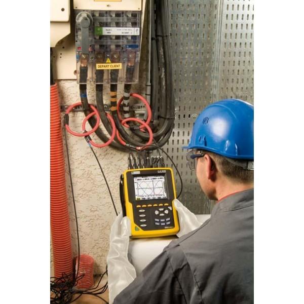 C A 8335 Qualistar Plus New Electrical Network Analizer