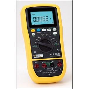 Chauvin Arnoux CA 5287-CA 5287 Digital multimeters