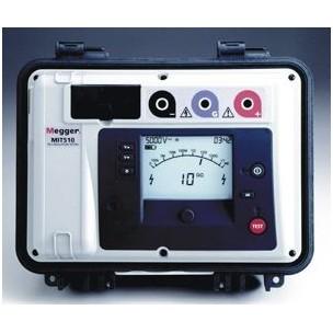 MEGGER MIT510 Прибор для измерения сопротивления изоляции на 5 кВ до 15ТОМ