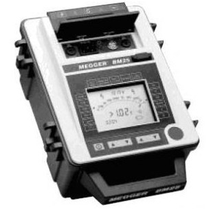 MEGGER BM25 Автоматизированный тестер контроля изоляции на 5кВ