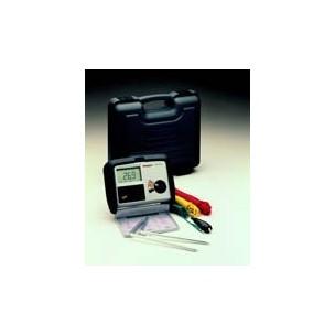 MEGGER DET3TD Измеритель сопротивления заземляющих устройств, проводников присоединения к земле и выравнивания потенциалов