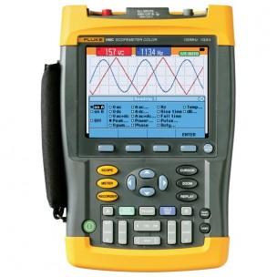 FLUKE 196C 100МГц Индустриальный осциллограф