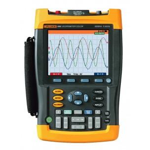 FLUKE 199C 200МГц Индустриальный осциллограф
