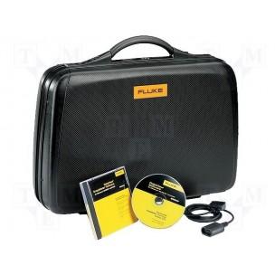 FLUKE SCC-190 Набор принадлежностей (софт, кабели, кейс)