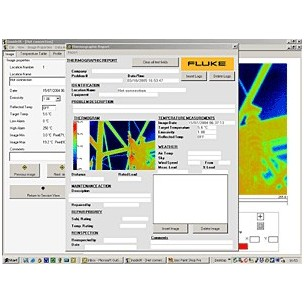 Программное обеспечение Fluke InsideIR™ для тепловизоров Fluke Ti20/Ti30