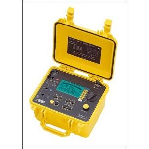 Chauvin Arnoux С.А 6545, С.А6547 и С.А6549 Мегометры (тераомметры) Проверят изоляцию до 10 ТОм напряжением до 5 кВ