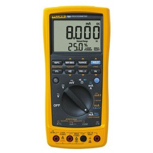 Fluke 789 Цифровой мультиметр-калибратор процессов