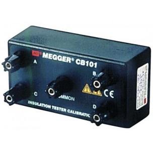 MEGGER CB101 Эталон для калибровки 5-10кВ измерителей изоляции