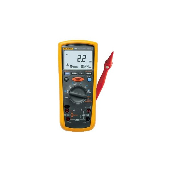 insulation tester how to use