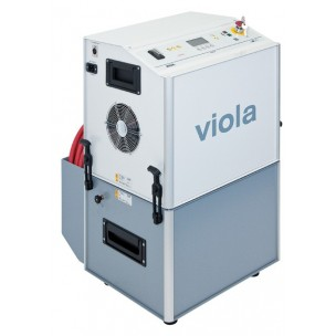 VIOLA Портативная установка для испытания кабеля с изоляцией из сшитого полиэтилена напряжением до 60 кВ