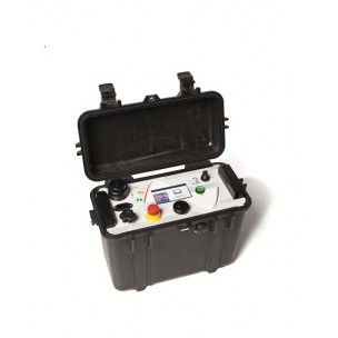 HVA28TD  Ultra-compact and universal  VLF High Voltage Test Set  with integrated TD Diagnostics