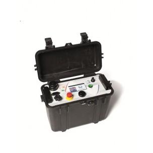 HVA28TD Высоковольтная СНЧ установка для испытаний кабелей с изоляцией СПЭ с модулем TD для измерения Тангенса Дельты