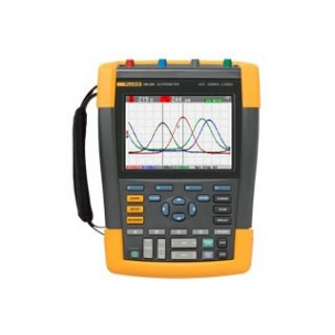 Fluke 190-102 Осциллограф-мультиметр цифровой 100 МГц, 2 канала