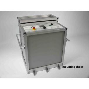 HVA120 Компактная ВВ испытательная установка для СПЭ КЛ до 110кВ