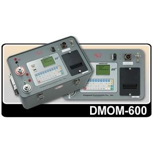 DMOM-600 600А микроомметр, измеритель сопротивления контактов
