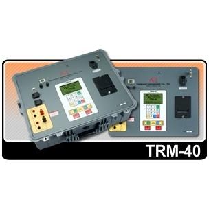 TRM-40 40А специализированный измеритель сопротивления обмоток трансформаторов, тестирование устройств РПН