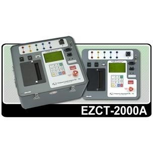 EZCT 2000 5-ти канальный специализированный тестер трансформаторов тока