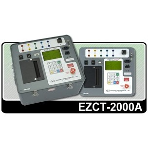 EZCT 2000B Current Transformer Saturation, Ratio and Polarity Test Set