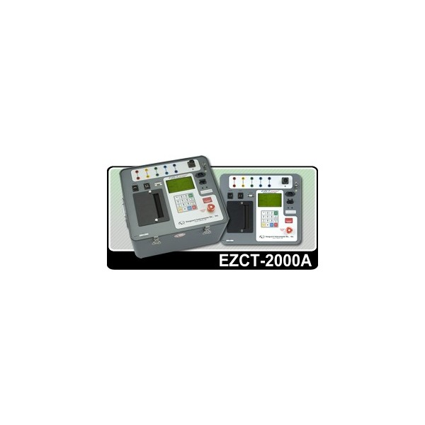 EZCT 2000B Current Transformer Saturation, Ratio and Polarity Test