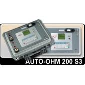 Auto-Ohm 200,  200А микроомметр, измеритель сопротивления контактов