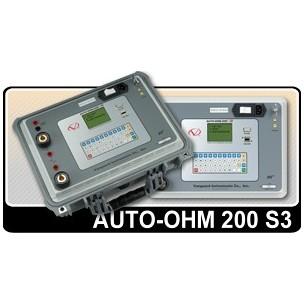 Auto-Ohm 200 S3 DC Micro-Ohmmeter