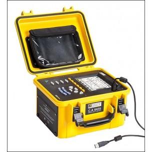 CA8435 ( CA8335 IP67) ПЫЛЕВЛАГО защищенный анализатор качества электроэнергии