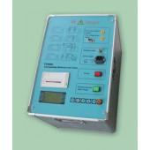 TD 10 50. Высоковольтная установка для измерения тангенса угла и емкости высоковольтной изоляции напряжением до 10кВ