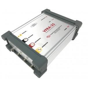 Частотный анализатор VFRA-25 (полная замена FRAX-101 Megger)