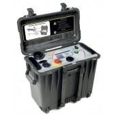 NEW! HVA45 TD Высоковольтная СНЧ установка для испытаний КЛ 6, 10 и 20кВ с СПЭ изоляцией, с модулем TD