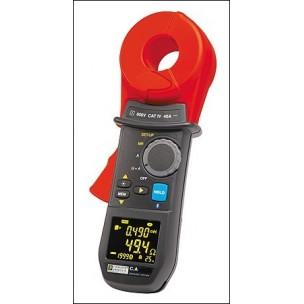 CA6417 Токовые клещи - измерители сопротивления заземления