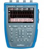 NEW! OX9102 Осциллографы портативные индустриальные, 2 канала, 100 МГц