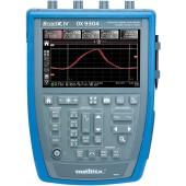 NEW! OX9304 Осциллографы портативные индустриальные, 4 канала, 300 МГц