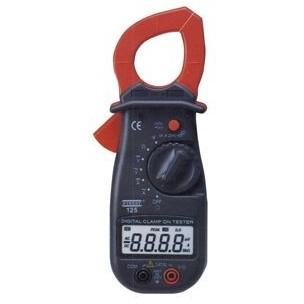 FINEST FINE-125 (Корея) Токоизмерительные клещи переменного / постоянного тока со всеми функциями мультиметра