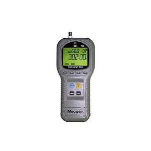 MEGGER TDR 900 Рефлектометр - Измеритель длины кабеля. Поиск расстояния до обрыва кабеля