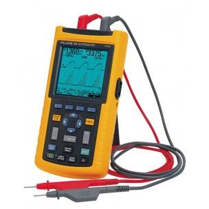 FLUKE 123 Переносной осциллограф 20МГц