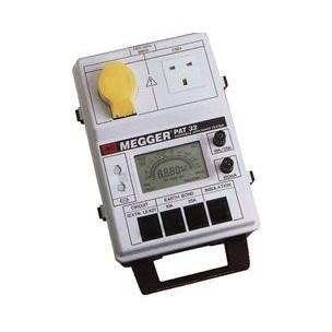 MEGGER PAT 32 Прибор комплексной проверки электро оборудования начального уровня