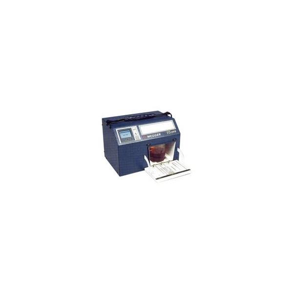 Megger Ots60pb 60 Kv Portable Oil Test Set Megatester